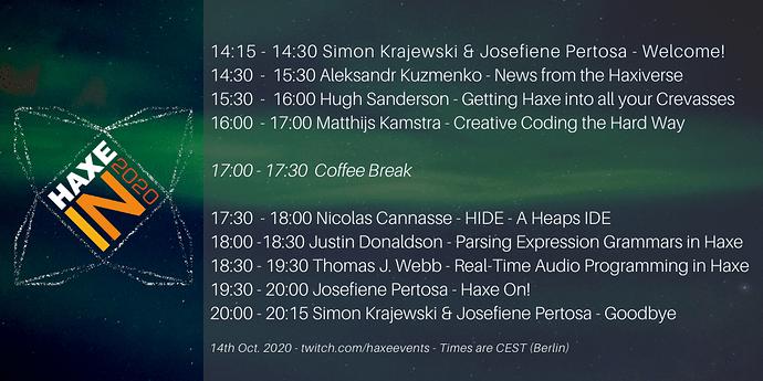 HaxeIn 2020 Schedule (4)